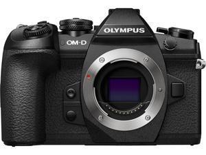 Olympus V207060BU000 OM-D E-M1 Mark II Mirrorless Micro Four Thirds Digital Camera (Body Only)