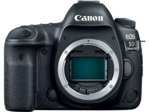 Canon 1483C002 EOS 5D Mark IV DSLR Camera (Body Only)