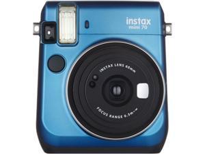 Fujifilm Instax Mini 70 - Instant Film Camera - Island Blue