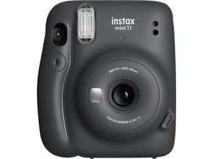 FUJIFILM INSTAX Mini 11 Charcoal Gray Camera