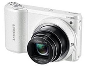 Samsung WB800F 16.3 Megapixel Compact Camera - White