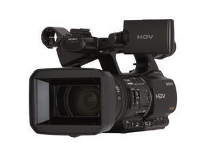 "SONY  HVRZ5U  Black 3.2""921K 3CMOS 20X Optical Zoom HDV High Definition Handheld Camcorder"