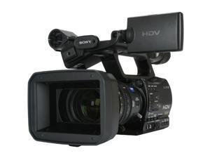 "SONY HVRZ7U Black 3CMOS 3.2""921K 12X Optical Zoom HDV Camcorder with Memory Recording Unit"