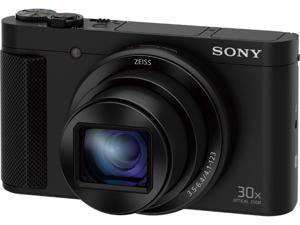 SONY HX80 Compact Camera DSC-HX80/B Black Compact Camera
