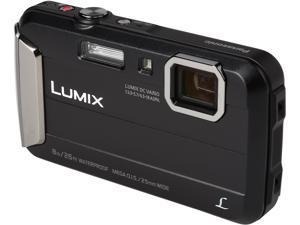 Active Lifestyle Tough Camera: DMC-TS30K