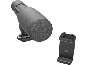 DigiPower DP-M25 Universal Shotgun Mic Kit