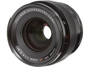 FUJIFILM 16405575 Compact ILC Lenses XF 23mm F1.4R Lens Black