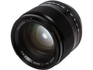 FUJIFILM 16418649 Compact ILC Lenses XF56mmF1.2 R Lens Black