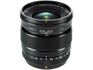 FUJIFILM 16463670 16463670 XF 16mm f/1.4 R WR Lens Black