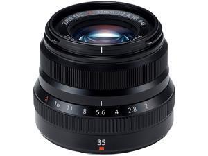 Fujifilm Fujinon XF 35mm f2 R WR - Black