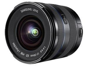 Samsung 12 mm - 24 mm f/4 - 5.6 Ultra Wide Angle Zoom Lens for Samsung NX