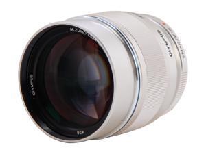 OLYMPUS M.Zuiko V311040SU000 M.Zuiko Digital ED 75mm f1.8 Lens Silver