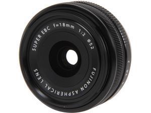 FUJIFILM XF18mmF2 R (16240743) Lens