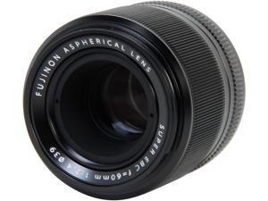 FUJIFILM 16240767 XF60mmF2.4 R Macro Lens