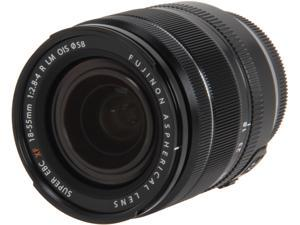 FUJIFILM 16276479 XF18-55mmF2.8-4 R LM OIS Lens