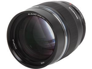 OLYMPUS V311040BU000 Compact ILC Lenses M.Zuiko Digital 75mm f1.8 Lens Black