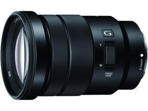 SONY SELP18105G Compact ILC Lenses E PZ 18 - 105 mm F4 G OSS Lens Black