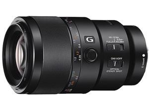 SONY SEL90M28G SEL90M28G FE 90mm F2.8 Macro G OSS Medium Telephoto Macro Lens Black