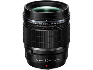 Olympus V311080BU000 M.Zuiko Digital ED 25mm f/1.2 PRO Lens