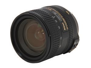 Nikon 2204 SLR Lenses AF-S NIKKOR 24-85mm f/3.5-4.5G ED VR Lens Black