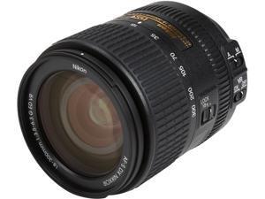 Nikon 2216 SLR Lenses AF-S DX NIKKOR 18-300mm f/3.5-6.3G ED VR Lens Black