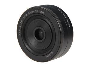 Canon 5985B002 EF-M 22mm f/2 STM Lens
