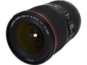 Canon 9518B002 SLR Lenses EF 16-35mm f/4L IS USM Lens Black