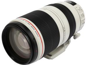 Canon 9524B002 EF 100-400mm f/4.5-5.6L IS II USM Lens White