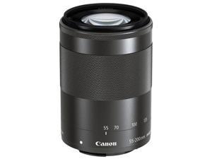 Canon 9517B002 9517B002 EF-M 55–200mm f/4.5–6.3 IS STM Lens Black