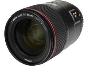 Canon 9523B002 9523B002 EF 35mm f/1.4L II USM Lens Black