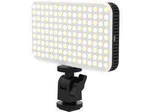 Digipower DP-VL120 120 LED Photo Video Light With Universal Camera Mount Adapter
