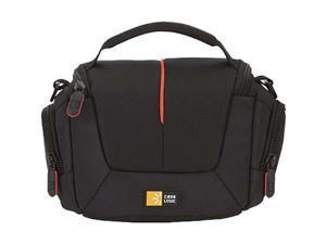 Case Logic 3201110 Black Compact System/Hybrid/Camcorder Kit Bag