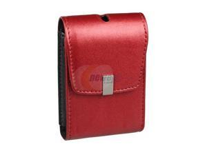 Canon PSC-1050 Red Leather Case