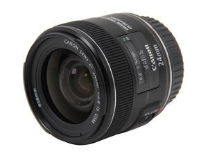 Canon 5345B002 SLR Lenses EF 24mm f/2.8 IS USM Wide-Angle Lens Black