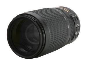Nikon 2161 SLR Lenses AF-S VR Zoom-Nikkor 70-300mm f/4.5-5.6G IF-ED Lens Black
