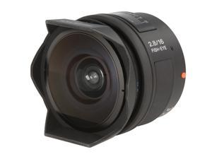 SONY SAL-16F28 16mm F2.8 Fisheye Lens Black