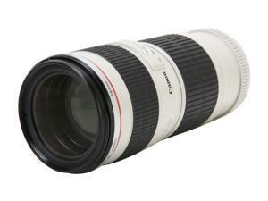 Canon 2578A002 EF 70-200mm f/4L USM Telephoto Zoom Lens White