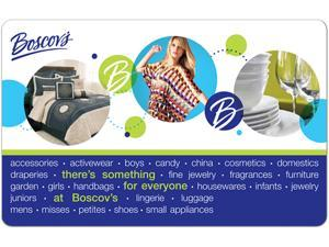 Boscov's $25 Gift Cards (Email Delivery)