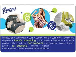 Boscov's $50 Gift Cards (Email Delivery)