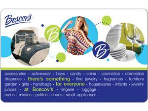 Boscov's $100 Gift Cards (Email Delivery)