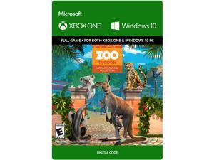 Zoo Tycoon: Ultimate Animal Collection Xbox One / Windows 10 [Digital Code]