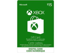 Xbox $15 Gift Card (Email Delivery)