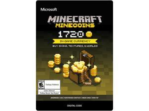 Xbox Minecraft Minecoins 1720 Coin In-game Currency [Digital Code]