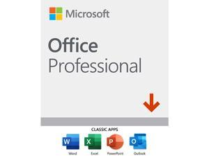 Microsoft Office Professional 2019 - 1 device, Windows 10, Download