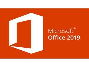 Microsoft Office Standard 2019 - Open Business - 1 License - Charity