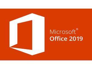 Microsoft Office Standard 2019 - Open Business - 1 License