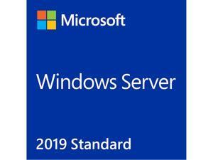 Microsoft Windows Server Standard 2019 - Base License (24-Core)
