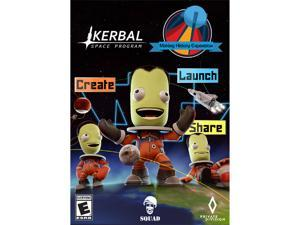 Kerbal Space Program: Making History [Online Game Code]