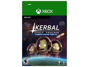 Kerbal Space Program: Complete Enhanced Edition Xbox One [Digital Code]