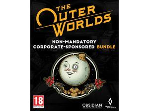 The Outer Worlds: Non-Mandatory Corporate-Sponsored Bundle (Epic) [Online Game Code]